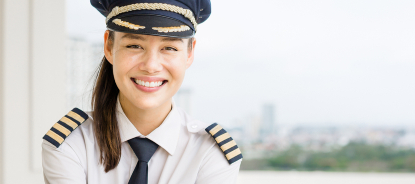 The Benefits of Being an Airline Pilot