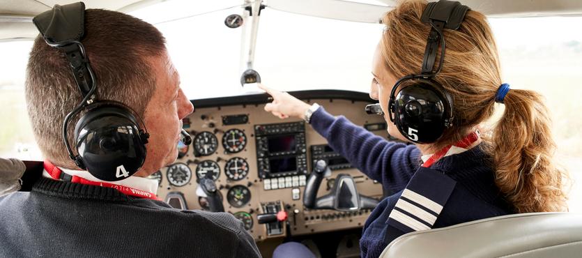 The Benefits of Attending Flight School in Florida