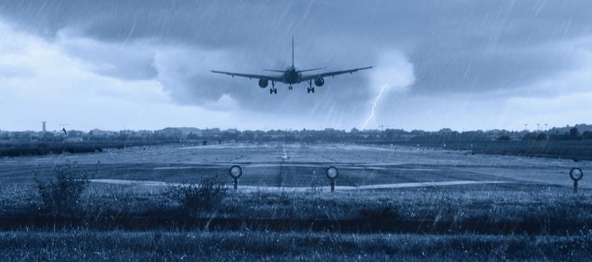 Flying During Hurricane Season